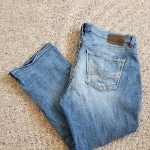 Mens BKE Derek Boot Cut Jeans size 36
